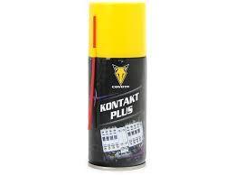 COYOTE Kontakt plus 150 ml čistí a chrání kontakty před korozí
