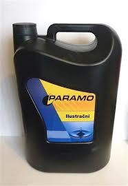 PARAMO OL-P03 *** - ložiskový olej je určen pro nejrůznější průmyslové aplikace