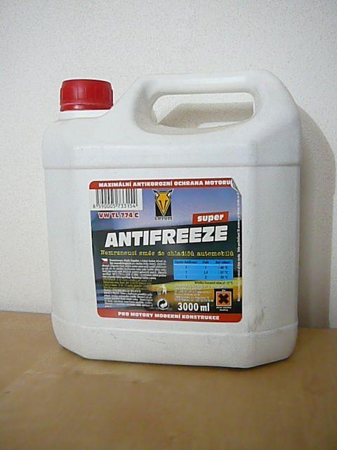 COYOTE Antifreeze D/F chladící kapalina