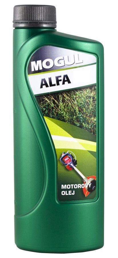 MOGUL ALFA 5W-40 - motorový olej do sekačky vysokootáčkové čtyřdobé benzínové a naftové motory zahradní