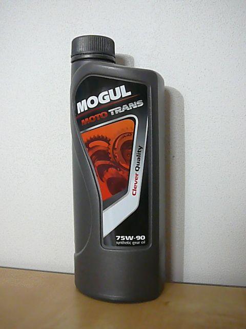 MOGUL MOTO TRANS 75W-90 - převodový olej pro moderní motocykly syntetický vícerozsahový