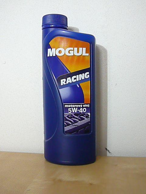 MOGUL RACING 5W-40 - motorový olej pro moderní benzinové a naftové motory