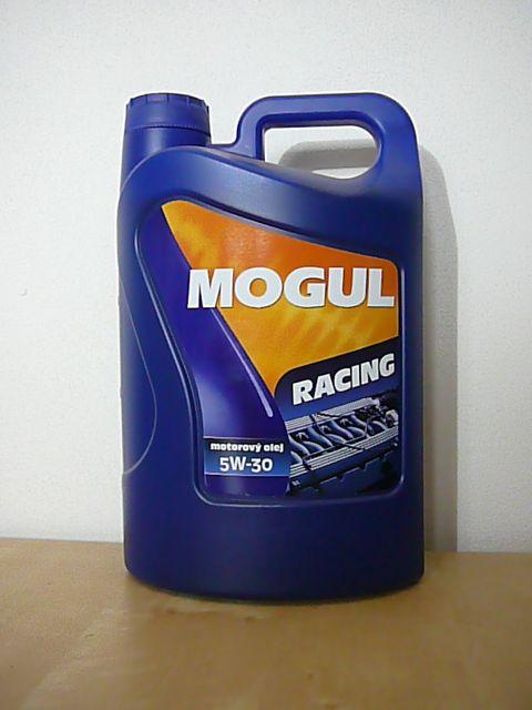 MOGUL RACING 5W-30 - syntetický motorový olej pro benzínové a naftové motory
