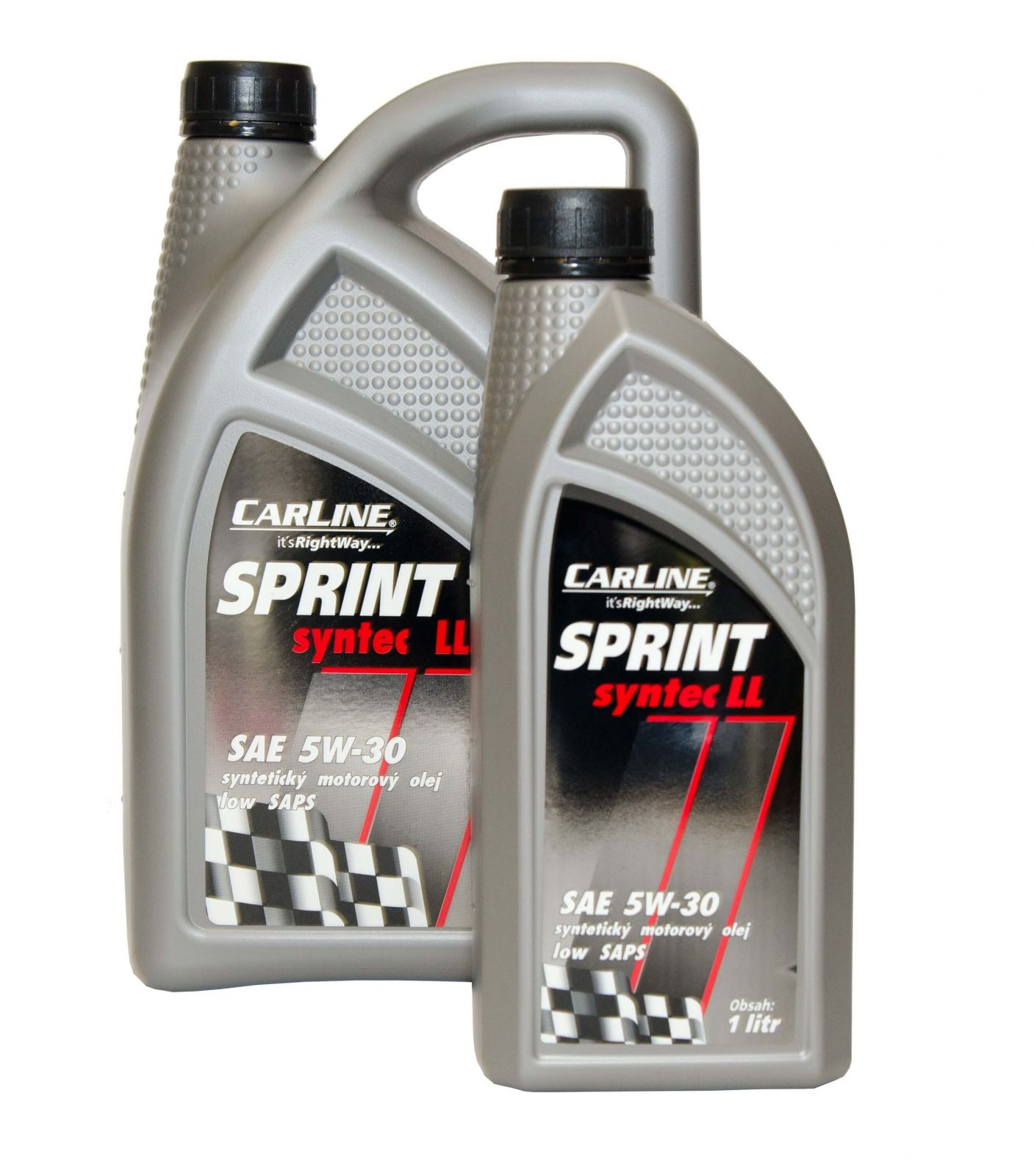 SPRINT syntec F 5W-30 4L Carline