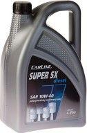 Motorový olej Carline SUPER SX diesel 10W-40 - 4 L