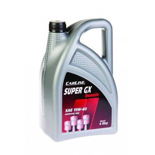 Carline SUPER GX benzin 15W-40 - 10 L