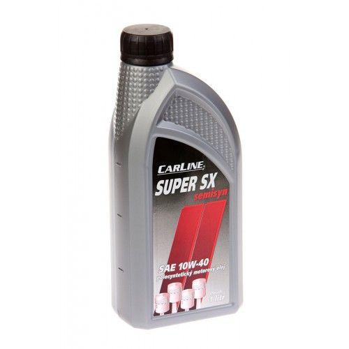 Motorový olej Carline SUPER SX semisyn 10W-40 - 1L