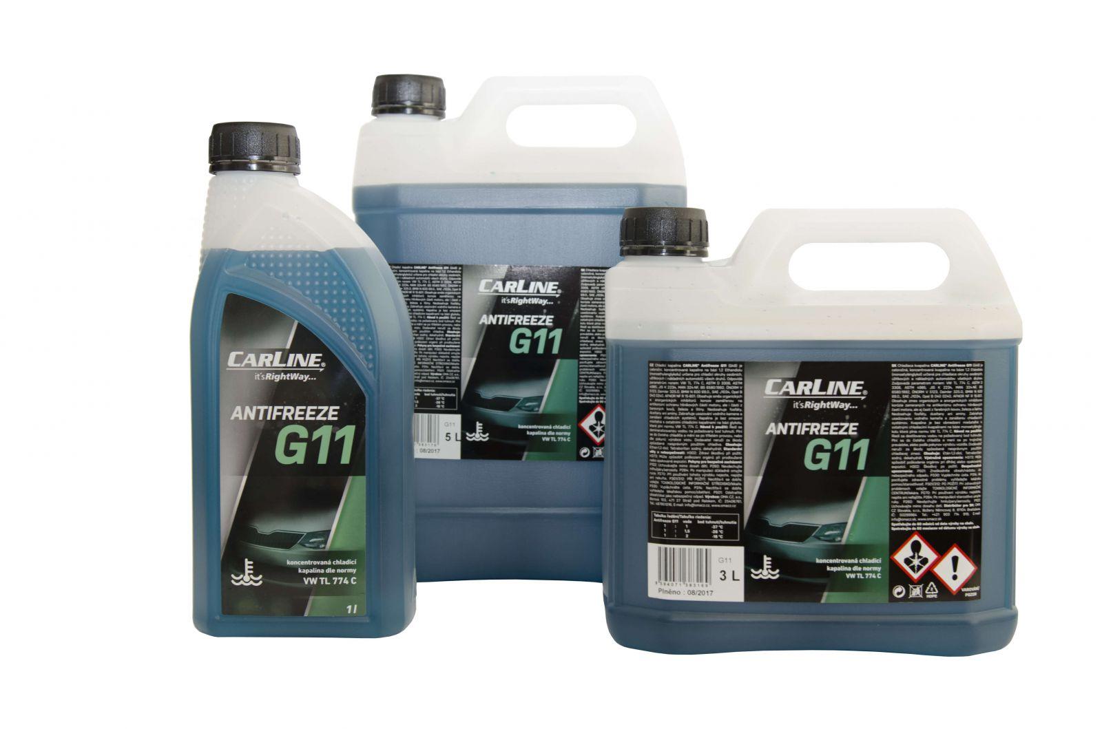 Carline Antifreeze G11 (G48) 1 L