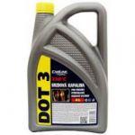 Brzdová kapalina DOT3 -  4 L