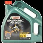 Magnatec Stop Start 5W - 30 C2 - 4 L