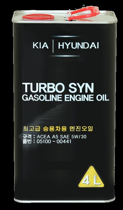 FANFARO Motor OIL For Korean Cars 5W-30 – 4l