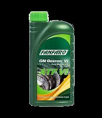 Fanfaro olej pro automatické převodovky ATF II D – 1l