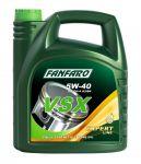 Fanfaro VSX 5W - 40 – 5l