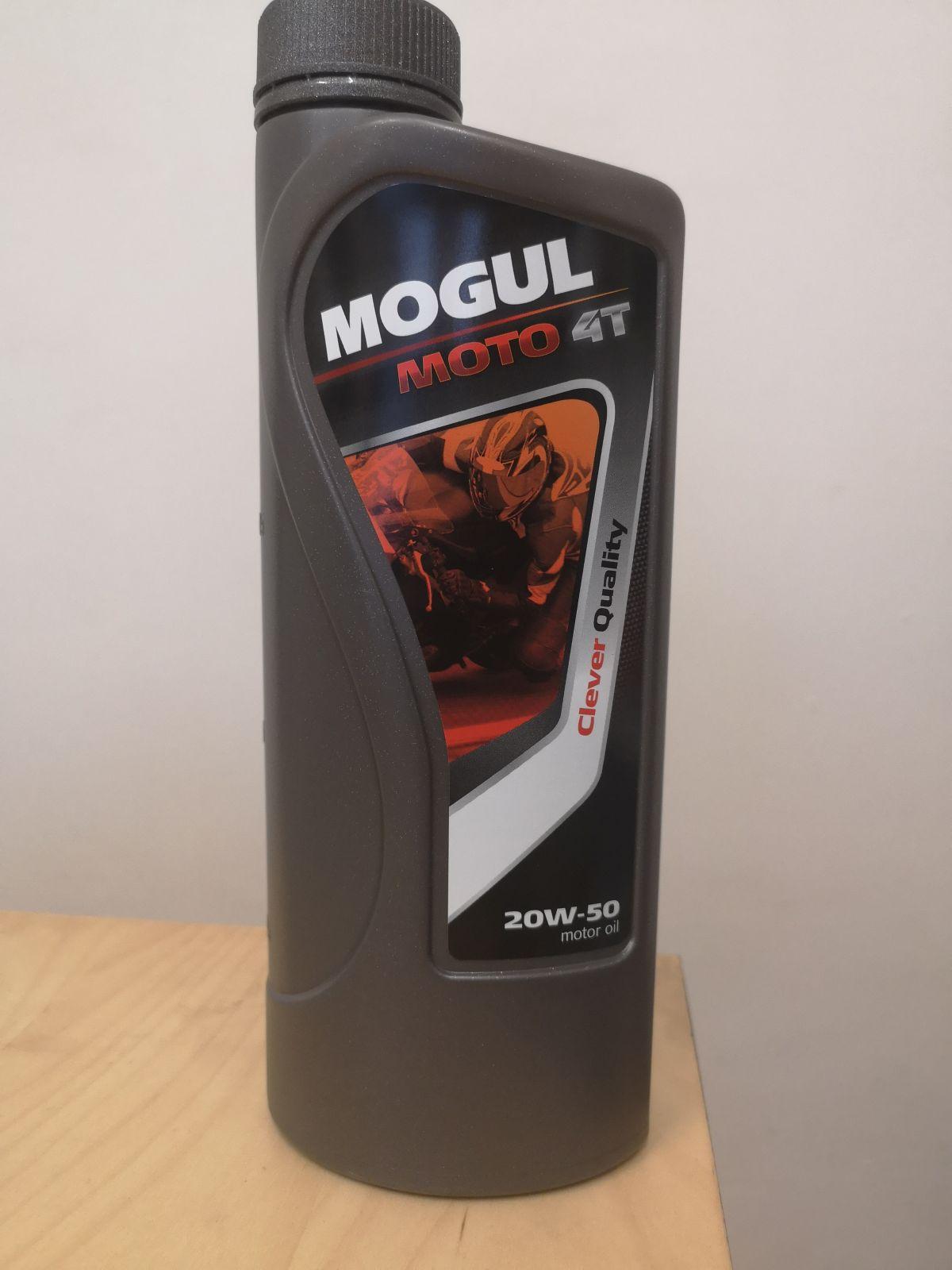 Mogul MOTO 4T 20W-50 - 1 L