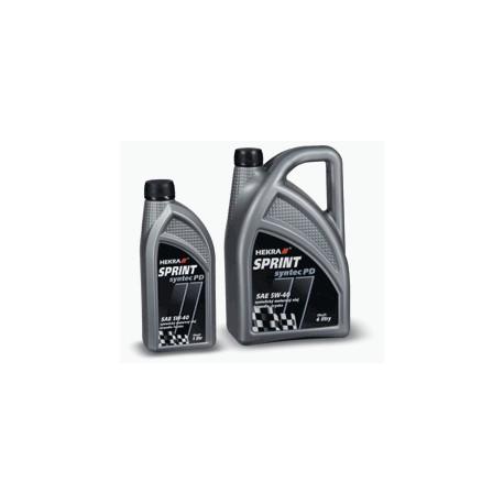 Motorový olej Carline SPRINT syntec PD 5W-40 - 4 L