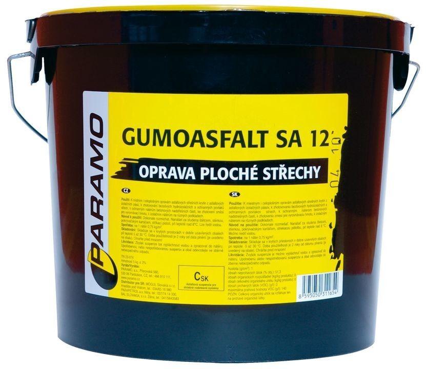 Paramo Gumoasfalt SA18 – 9,5Kg