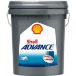 Shell Advance 4T AX7 10w-40 - 20L
