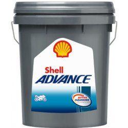 Shell Advance 4T AX7 10w-40 - 20L