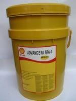 Shell Advance 4T ULTRA 10w-40 - 20L