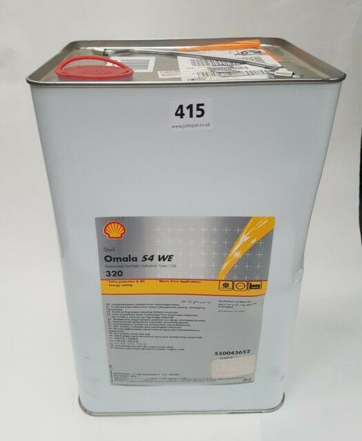 Shell Omala S4 WE 320 – 20L_A1P5