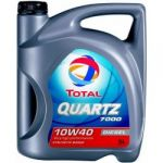 Total QUARTZ INEO 7000  10W-40 - 5L