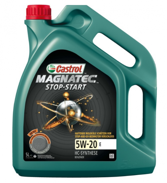 Castrol Magnatec Stop Start 5W - 20 E - 4 L
