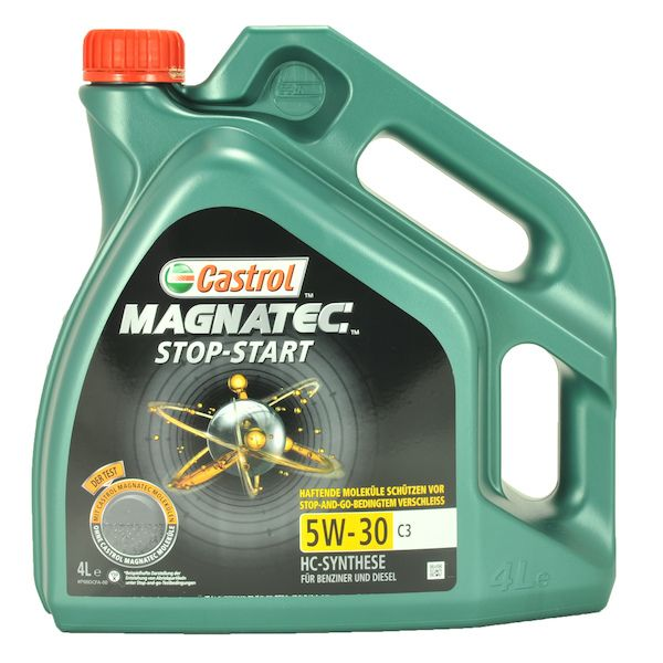 Castrol Magnatec Stop Start 5W - 30 C3 - 4 L